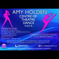Amy Holden Centre of Theatre Dance