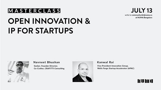 Masterclass - Open Innovation & IP