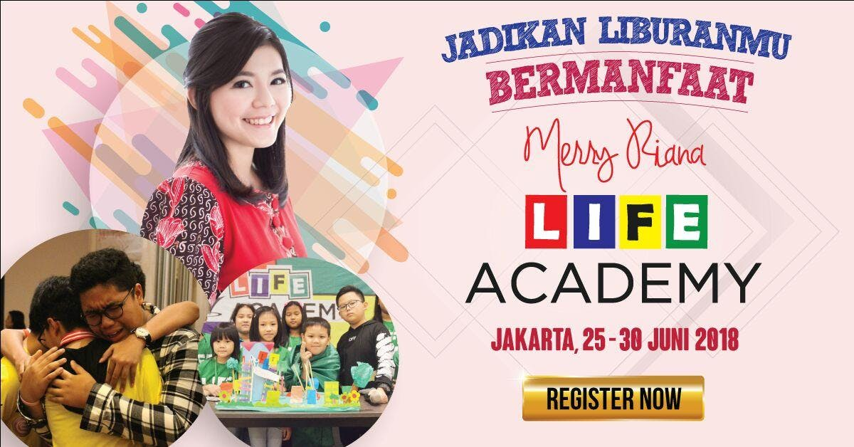 LIFE CAMP BY MERRY RIANA BATCH 9