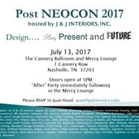 Post Neocon 2017