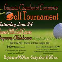 Guymon Chambers 15th Annual Golf Tournament