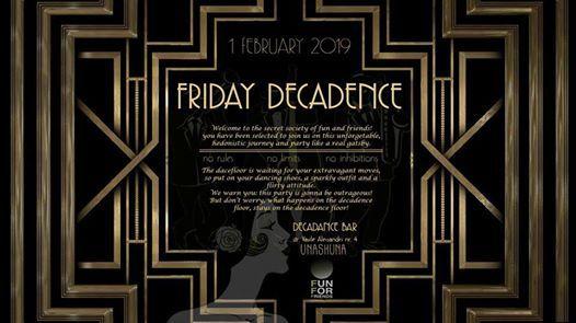 Friday Decadence