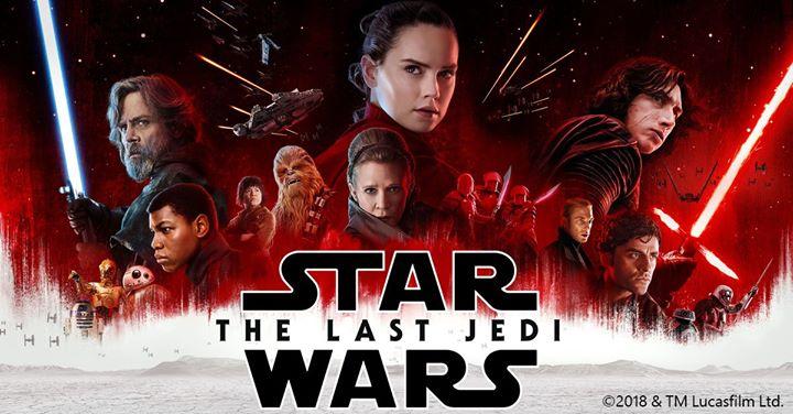 Star Wars The Last Jedi Digital Release (Bellevue Square)