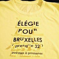 lgie pour Bruxelles (presque 32) pomes  promener
