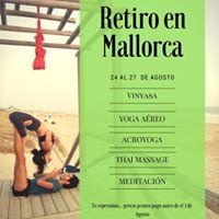 Retiro en Mallorca Con sabor a Sal.