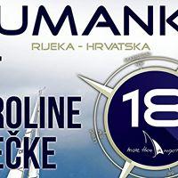 Fiumanka 2017 -9.6. Crvena Jabuka i PleteRI-Gat Karoline Rijeke