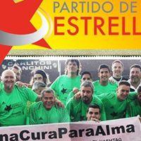 Partido de las Estrellas a Beneficio UnaCuraParaAlma