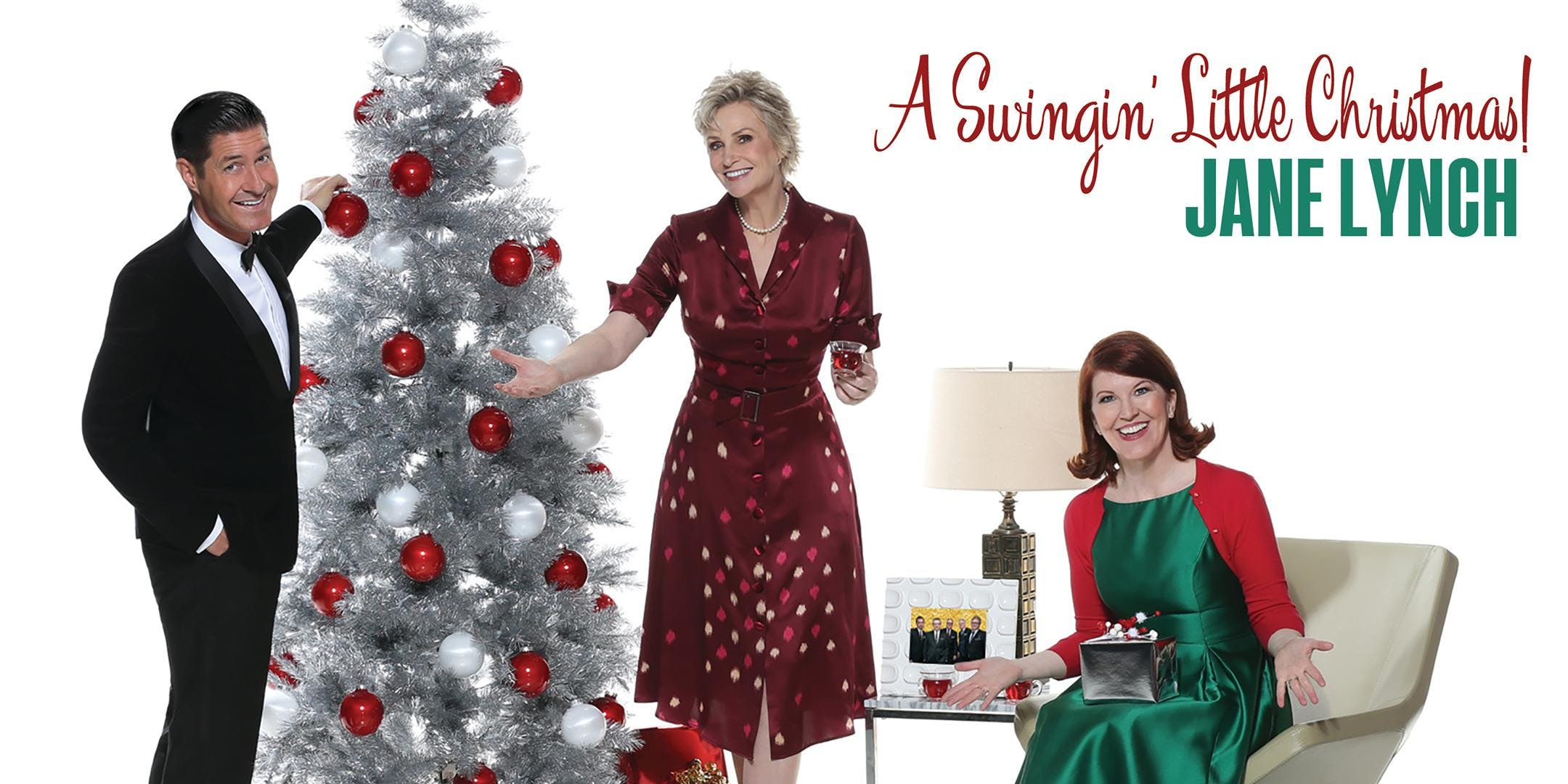 Jane Lynchs A Swingin Little Christmas With Exclusive Meet Greet