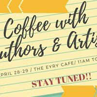 Coffee with Authors and Artists by The Immersive Project