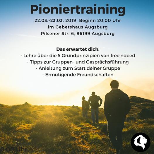 Pionier Training