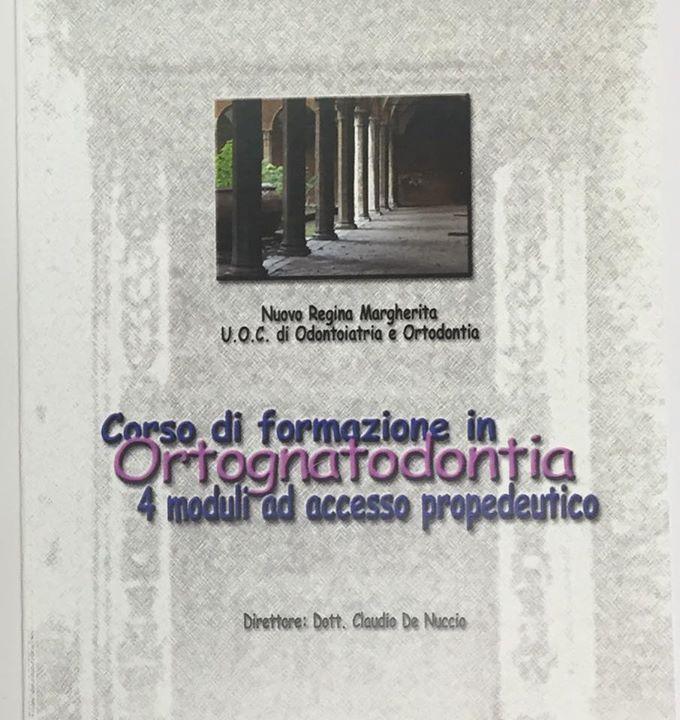 Corso Annuale in Ortognatodontia Roma 1- 2017