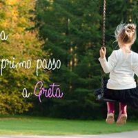 Raccolta Fondi per Greta - Dona il primo passo a Greta