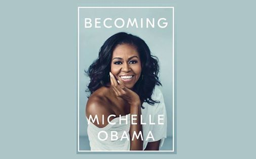 Book Launch Becoming by Michelle Obama