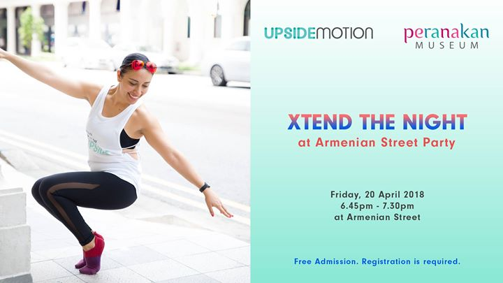 Xtend The Night at Armenian Street Party
