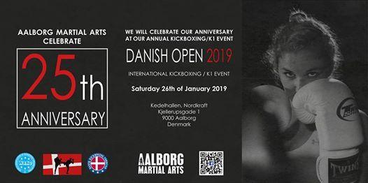 Danish Open 2019