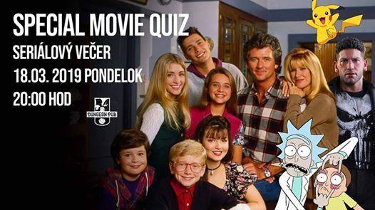 Movie Quiz Special - Serilov Veer