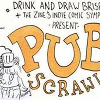 DrinknDraw Pub Scrawl