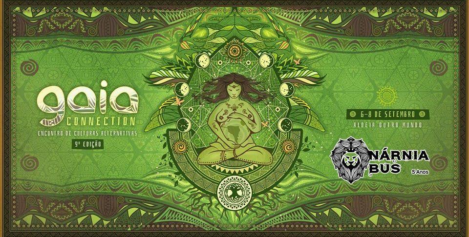Gaia Connection 9 - Excurso  Nrnia Bus