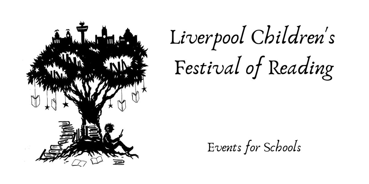 Liverpool Childrens Festival of Reading - Ross Montgomery