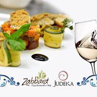 Degustazione vini Judeka e cena da Zabbara