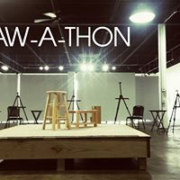 Draw-A-Thon at Gamut Gallery