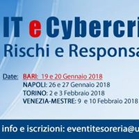 It e Cybercrime rischi e responsabilit - Seminario formativo