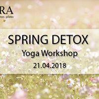 SPRING DETOX  Yoga Workshop