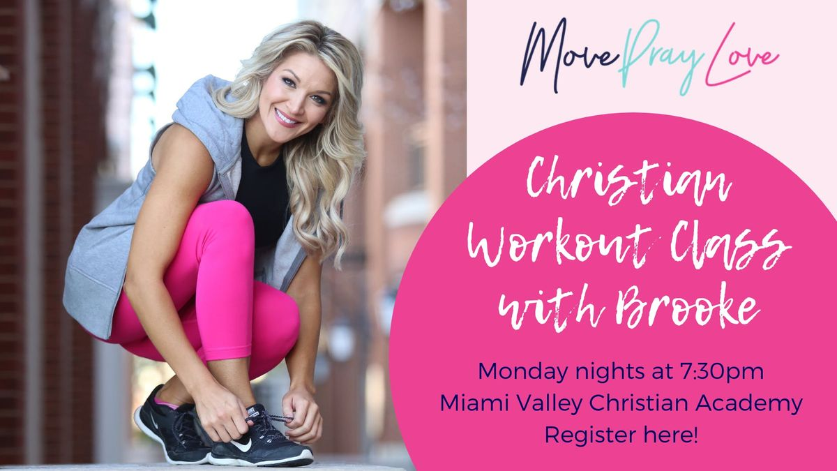 Christian Workout Class with Brooke