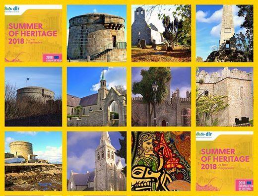 Saturdays Tours dlr Summer of Heritage 2018