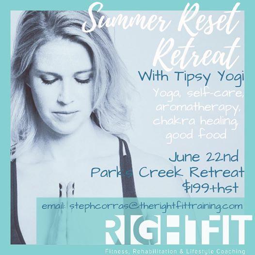Summer Reset Retreat