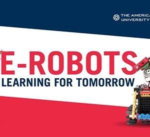 AUC Summer Program &quotModern JSP Robotics Learning for Tomorrow&quot