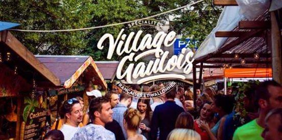 MOMUS au Village Gaulois 2018