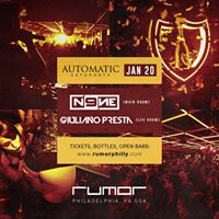 Automatic Saturdays ft. DJ N9NE &amp Giuliano Presta