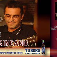 Margineanu live la Street Pub