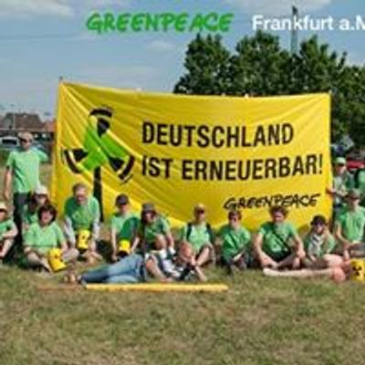 Greenpeace Frankfurt am Main