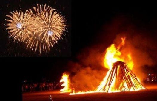 Bonfires wakefield