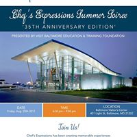 Visit Baltimore Foundation Presents The Summer Soiree