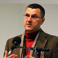 Omar Barghouti at the Palestine Center