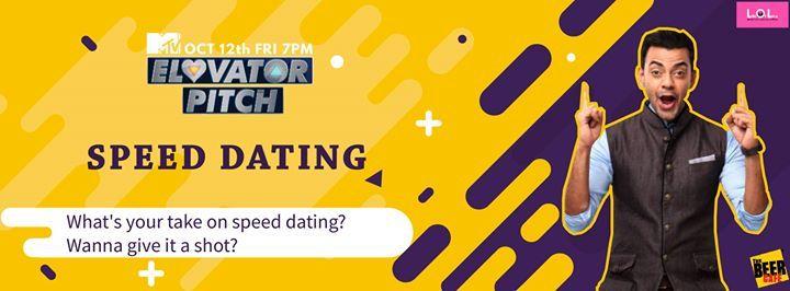 LOL Speed Dating MUM Churchgate 1512