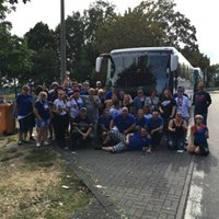 Auswrtsfahrt nach Augsburg
