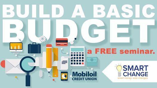 build a basic budget at mobiloil credit union beaumont