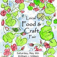 Local Food &amp Craft Fair