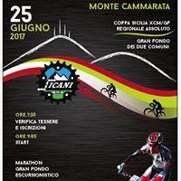 Marathon Monte Cammarata - Gran Fondo dei due Comuni 2017