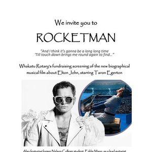 Rocketman movie - Elton John
