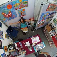 Art Show Sale and Signing with Visionary Folk Artist Starroot