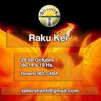 Seminario de Raku Kei