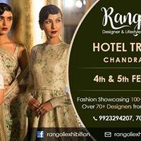 RANGOLI Fashion &amp Lifestyle Exhibition - Chandrapur 4th-5th Feb 2018