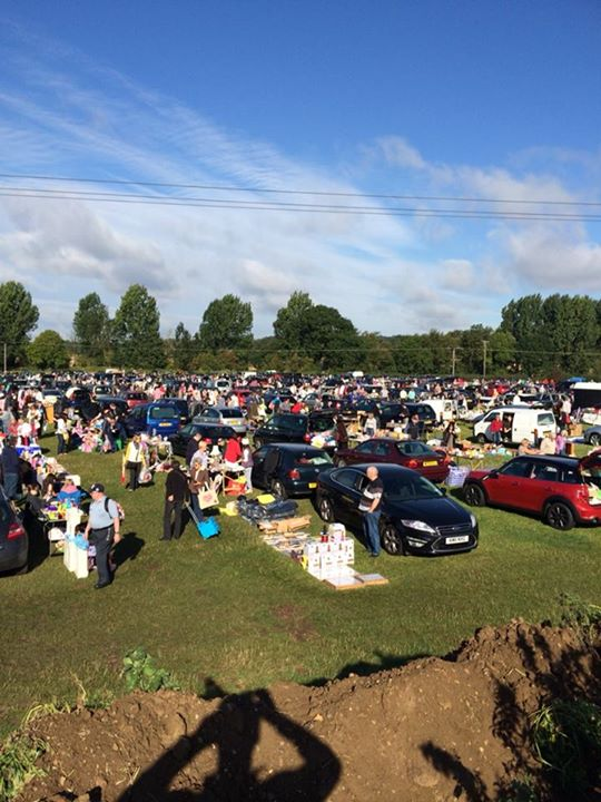 Nottingham Car Boot Sale Sunday