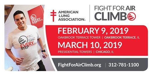 Fight For Air Climb - Chicago