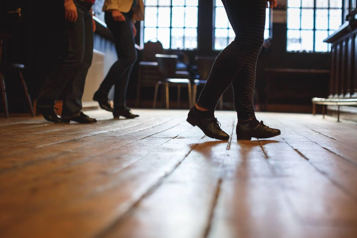 Irish and Sean-Ns Dance Workshops for Adults